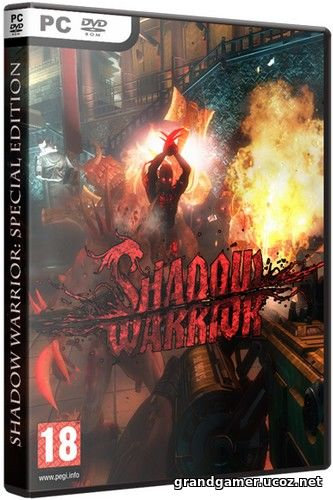 Shadow Warrior [v 1.1.3] (2013/PC/Русский), Steam-Rip
