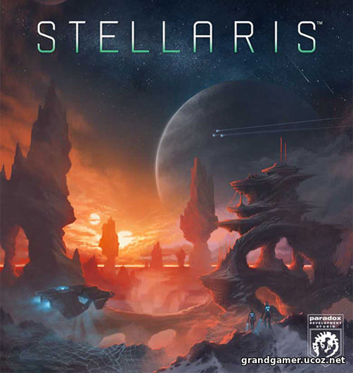 Stellaris: Galaxy Edition [v 2.0.5 + DLC's] (2016) PC