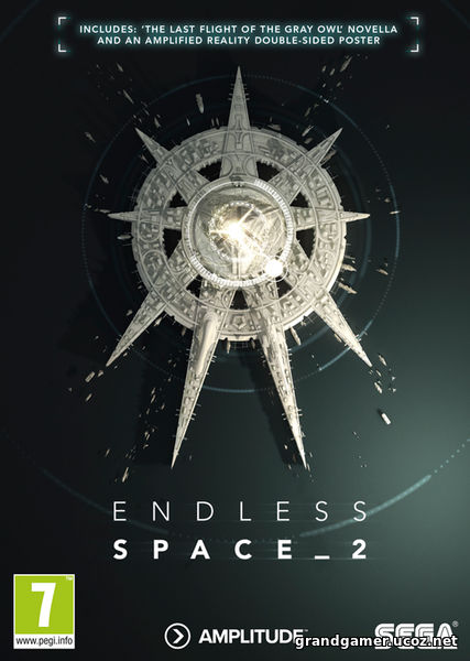 Endless Space 2: Digital Deluxe Edition [v 1.2.23] (2017)  RePack от xatab