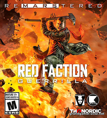 Red Faction Guerrilla Re-Mars-tered (2018/PC/RUS), Лицензия
