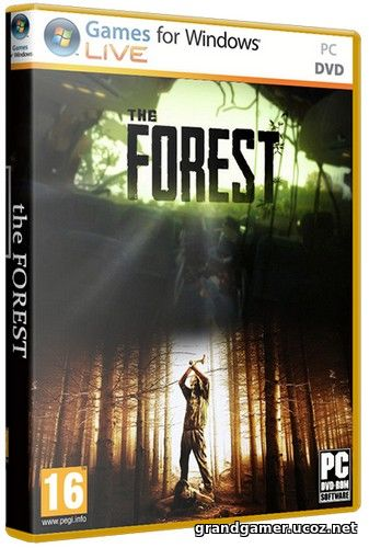 The Forest (2018) PC  Steam-Rip от R.G. Origins