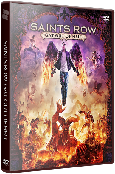 Saints Row: Gat out of Hell [Update 2] (2015) PC | RePack от R.G. Catalyst
