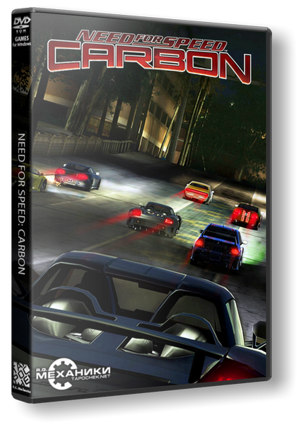 Need for Speed: Carbon (2006) PC | RePack от R.G. Механики