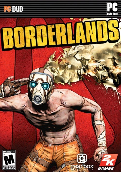 Borderlands (2009)  PC
