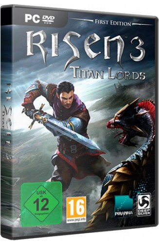 Risen 3 - Titan Lords [v 1.20 + DLCs] (2014) PC | Steam-Rip от Let'sPlay