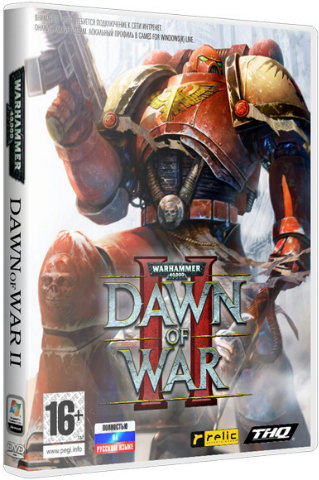 Warhammer 40,000: Dawn of War II - Gold Edition [v2.6] PC | RePack от xatab