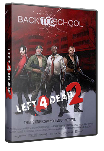 Left 4 Dead 2: Back to school (2012/PC/Русский) | Mod