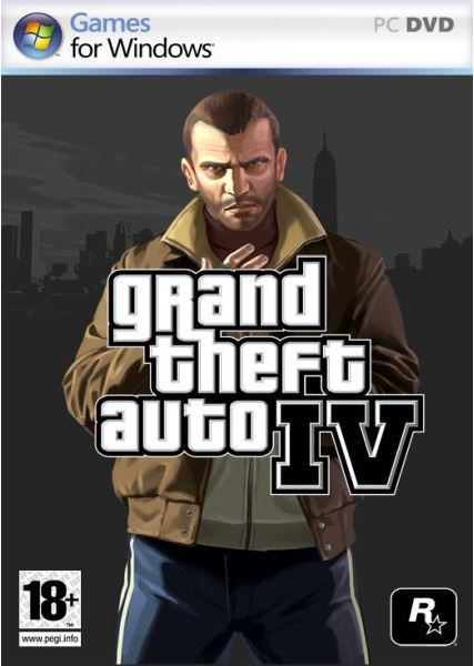 Grand Theft Auto IV : just for fun mod от Dax1