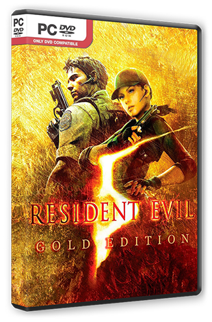 Resident Evil 5 Gold Edition [Update 1] (2015) PC | RePack от R.G. Steamgames