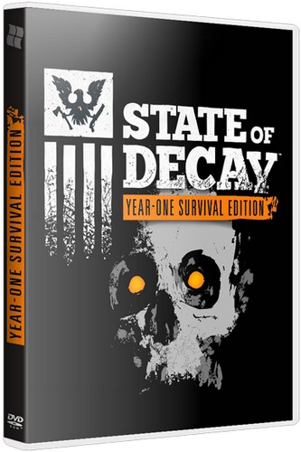 State of Decay: Year One Survival Edition (2015) PC | Steam-Rip от Let'sPlay
