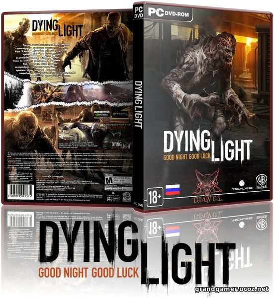 Dying Light: Ultimate Edition (v.1.5.1 + all DLC) (2015)