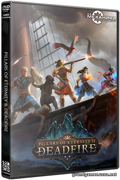 Pillars of Eternity II: Deadfire [v 3.1.1.0023 + DLCs] (2018)