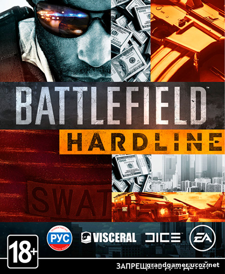 Battlefield Hardline - Ultimate Edition (2015) PC |
