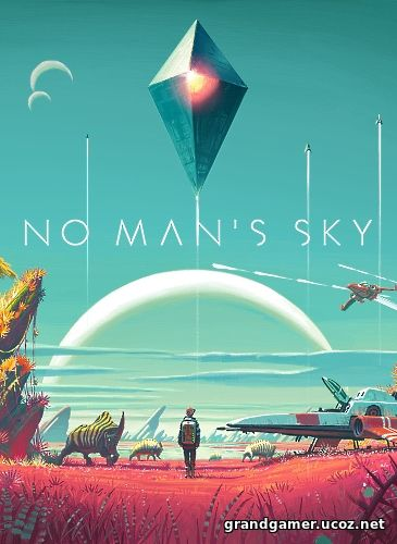 No Man's Sky [v 1.63 + DLC] (2016)