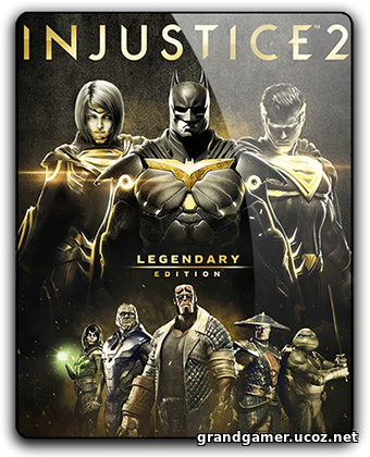 Injustice 2: Legendary Edition [Update 12 + DLCs] (2017)