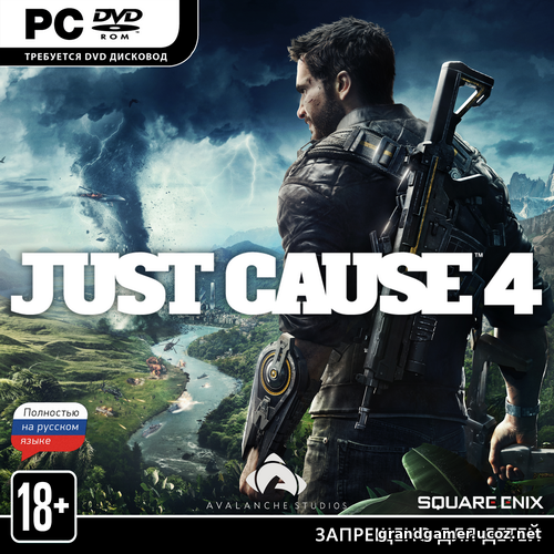 Just Cause 4: Gold Edition (2018) PC