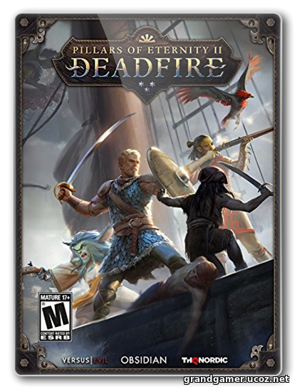 Pillars of Eternity II: Deadfire (v.1.0.1.64+DLC) (2018)