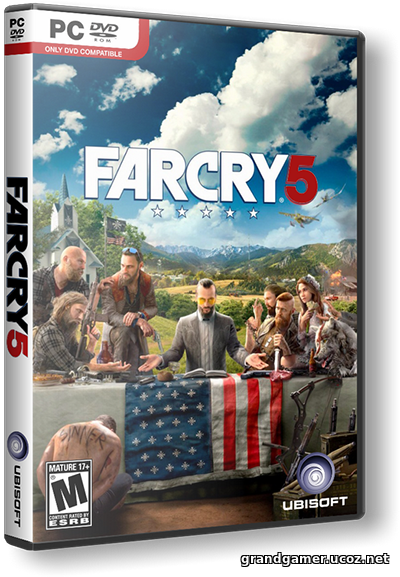 Far Cry 5: Gold Edition (v 1.011 + DLCs)