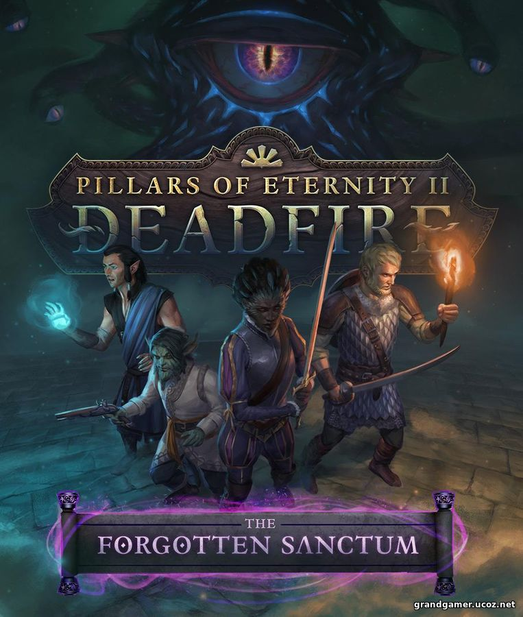 Pillars of Eternity II: Deadfire [v 5.0.0.0040 + DLCs]