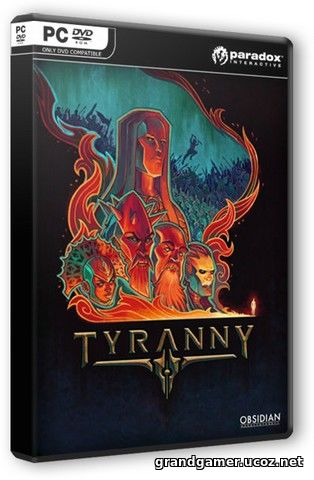 Tyranny: Gold Edition  (2016)  Лицензия