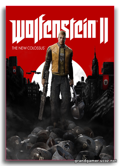Вольфенштайн 2/Wolfenstein II: The New Colossus (Update 10 + DLCs) (2017)