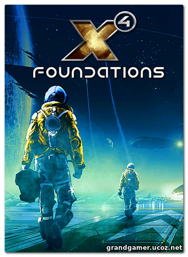 X4: Foundations  [v 2.50 hotfix 1 + 1 DLC]
