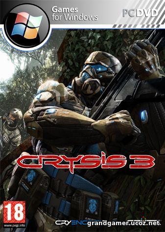 Крайзис 3 /Crysis 3 (update 3 + DLC) (2013)