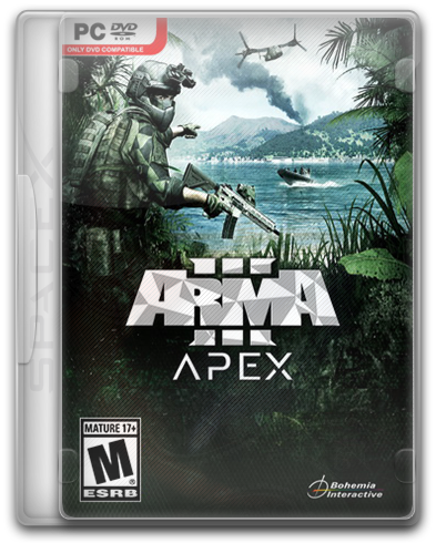Arma 3: Apex Edition [v 1.90.145381 + DLCs]