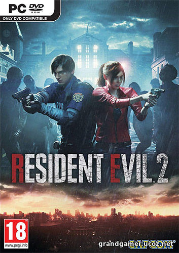 Resident Evil 2  Remake/ Biohazard RE:2