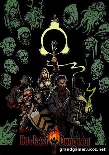 Darkest Dungeon [build 24839 + DLCs]