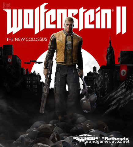 Wolfenstein II: The New Colossus [Update 10 + DLCs]