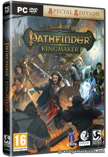 Pathfinder: Kingmaker - Imperial Edition [v 2.0.6 + DLCs]