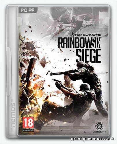 Tom Clancy's Rainbow Six: Siege [v 13147883 + DLCs] (2015)