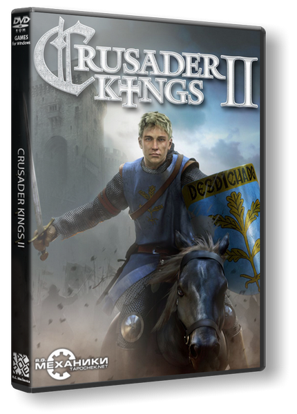 Крестоносцы 2 / Crusader Kings 2 [v 2.3.4] (2012) PC | RePack от R.G. Механики