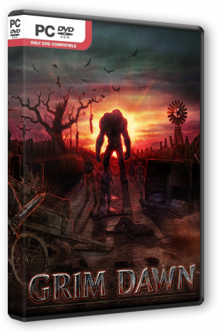Grim Dawn [v 0.3.4.6] (2013) PC| SteamRip от Let'sРlay