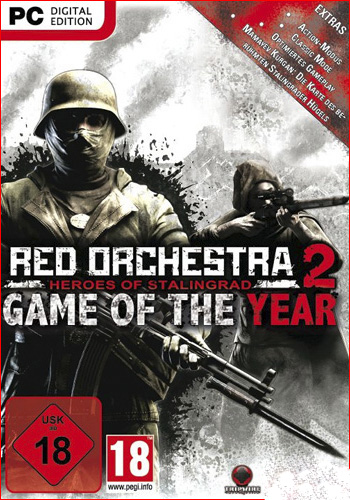 Red Orchestra 2: Heroes of Stalingrad - GOTY SinglePlayer (2011) PC | Лицензия