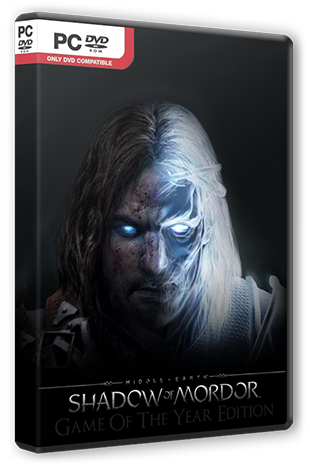 Middle-Earth: Shadow of Mordor - Game of the Year Edition [Update 8] (2014) PC | Steam-Rip от R.G. Steamgames