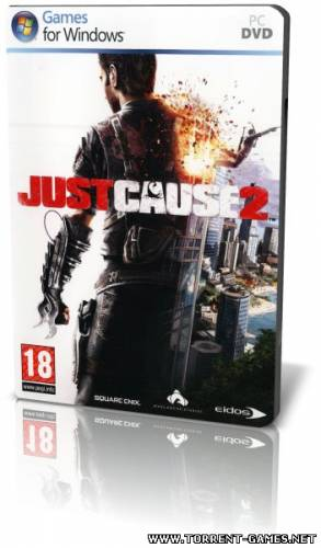 Just Cause 2 (2010) PC | RePack от =nemos=