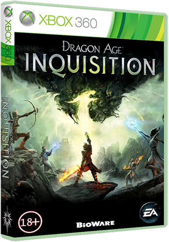 Dragon Age: Inquisition (2014) XBOX360
