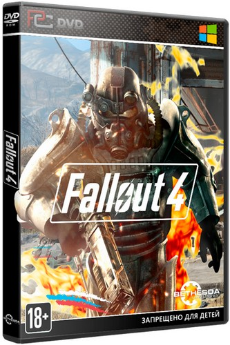 Fallout 4 [Update 2] (2015) PC | RePack от Decepticon