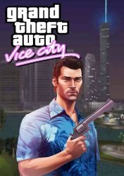 GTA / Grand Theft Auto: Vice City Plus (2003-2014) PC | RePack