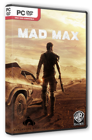 Mad Max [Action, Adventure, 2015] [Steam-Rip]