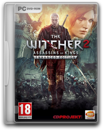 Witcher 2: Assassins of Kings / Ведьмак 2: Убийцы королей 2011 [RePack, RU, RPG / 3D / 3rd Person]