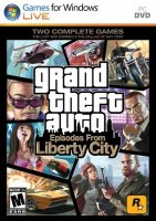 Grand Theft Auto: Episodes From Liberty City (2010) PC | RePack