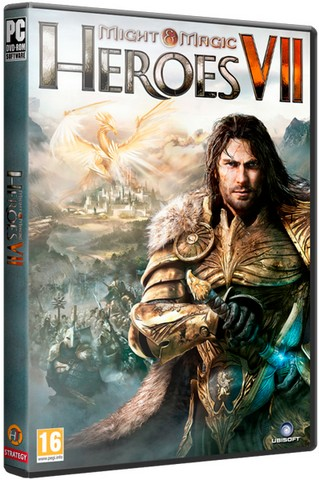 Герои меча и магии 7 / Might and Magic Heroes VII: Deluxe Edition  | Steam-Rip от Let'sPlay