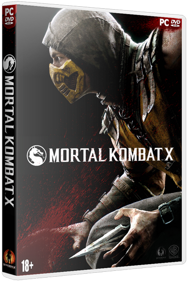 Mortal Kombat X [Update 20] (2015) PC | RePack от R.G. Catalyst