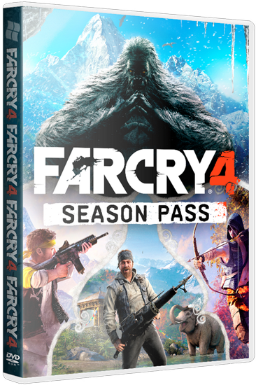 Far Cry 4 [v 1.9 + DLCs] (2014) PC | Steam-Rip от R.G. Игроманы