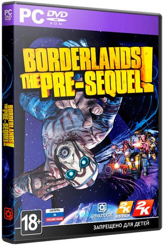 Borderlands: The Pre-Sequel [v 1.0.7 + 6 DLC] (2014) PC | RePack от R.G. Games