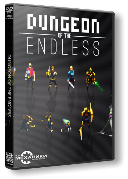 Dungeon of the Endless [v 1.10] (2014) PC | RePack от R.G. Механики