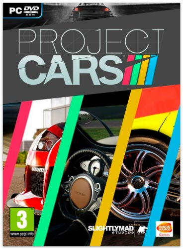 Project CARS (2015/PC/Русский) | Лицензия